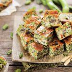 Clafoutis cu legume