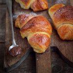 Cornuri turcesti cu nutella
