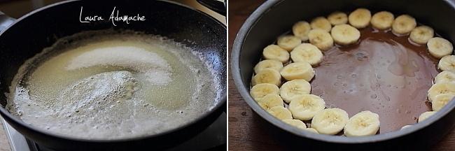 preparare-prajitura-rasturnata-bananeciorba