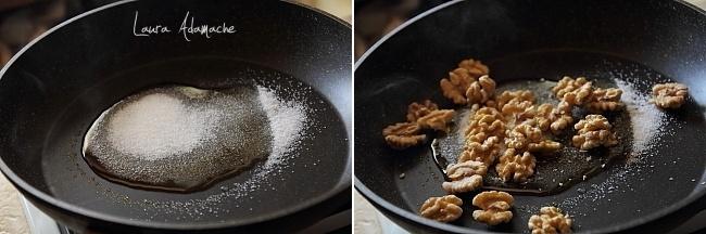 nuci-caramelizate-preparare