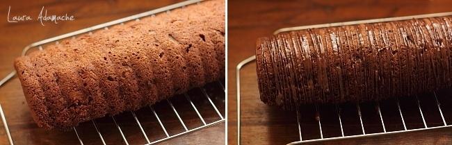 preparare-prajitura-mere-ciocolata
