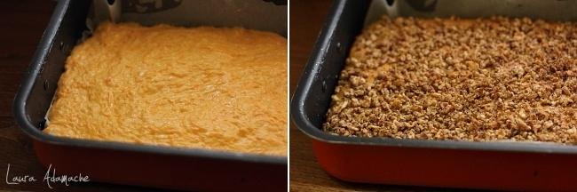 prajitura de post cu dovleac preparare