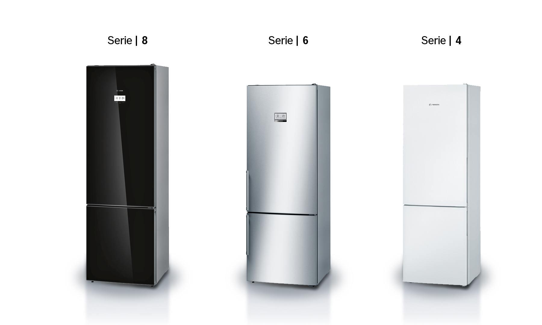 Combine frigorifice Bosch