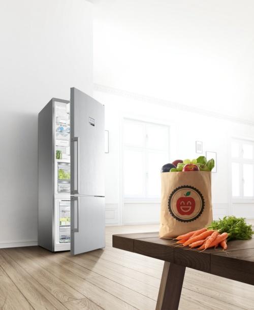 Mai multa prospetime cu noile combine frigorifice Bosch