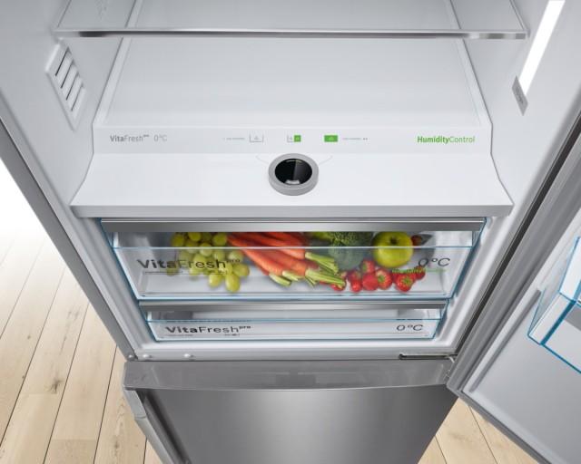 Combine frigorifice Bosch detalii