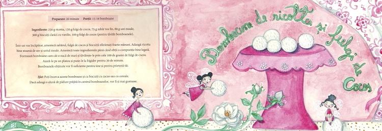 Pagina carte Retete pentru micile gospodine