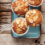 Muffins cu ananas si stafide