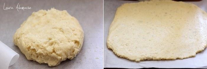 Placinte de cartofi la tigaie preparare