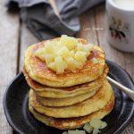 Pancakes cu ananas
