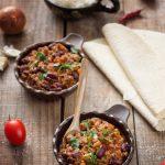 Chili con carne (reteta mexicana)