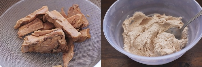 Rulada de spanac cu crema de ton preparare crema ton