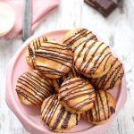 Muffins de post cu piersici