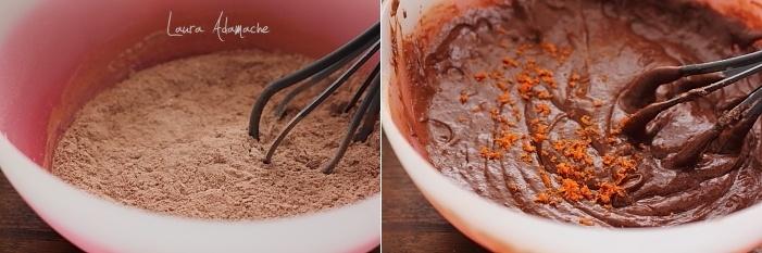 Chec de post cu cacao preparare