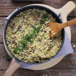 risotto-macrou-riomare-ciuperci