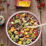 Salata de paste cu sardine