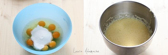 Crema de zahar ars preparare crema