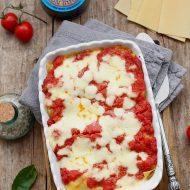 Cannelloni cu ton si mozzarella