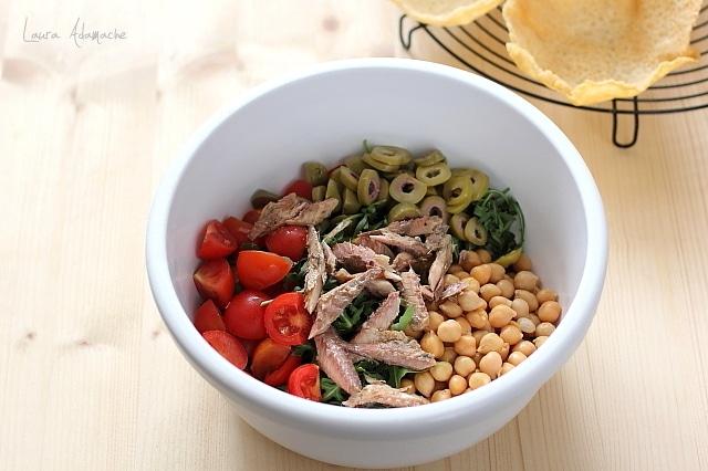 salata de macrou preparare