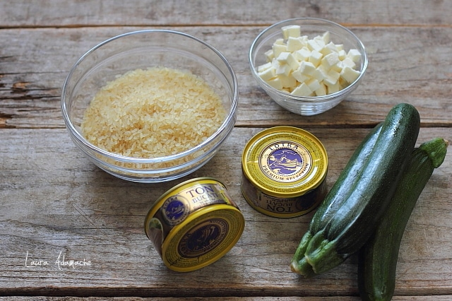 Ingrediente salata de orez