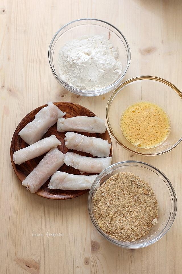 ingrediente peste meluciu pane