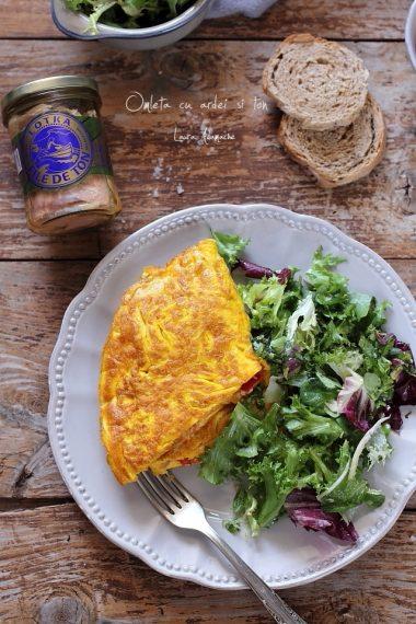 omleta-ardei-ton