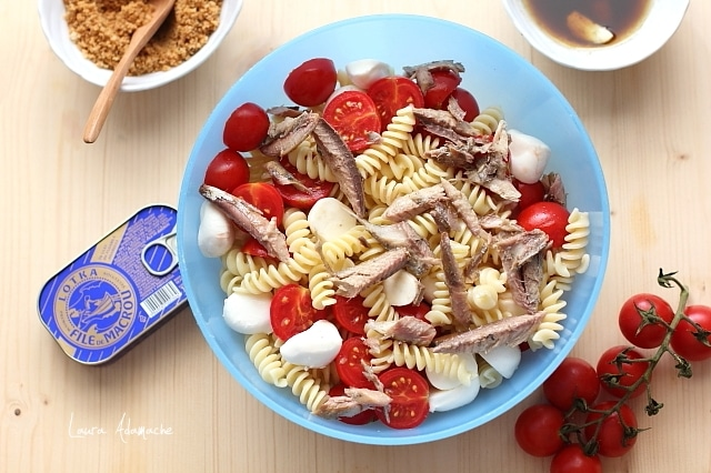 preparare salata de paste