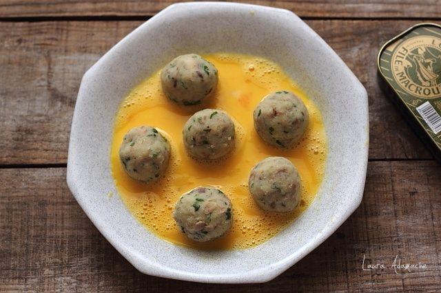 Chiftelute tavalita prin ou