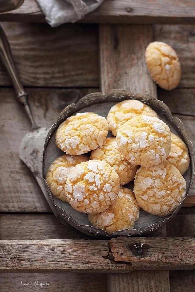 Fursecuri cu nuca de cocos detaliu