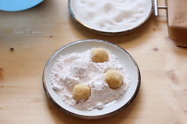 Fursecuri de nuca de cocos talite prin zahar