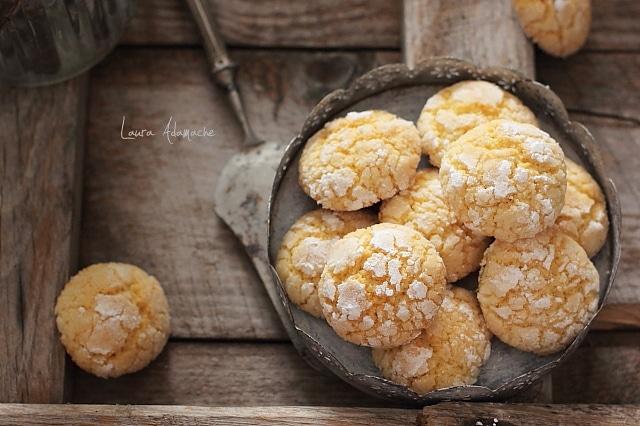 Fursecuri cu nuca de cocos (reteta fara unt)