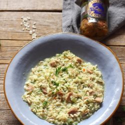 risotto ton si lamaie