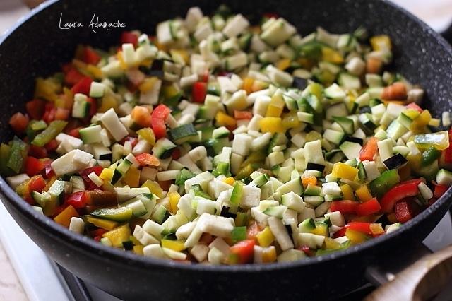 legume pentru lasagna