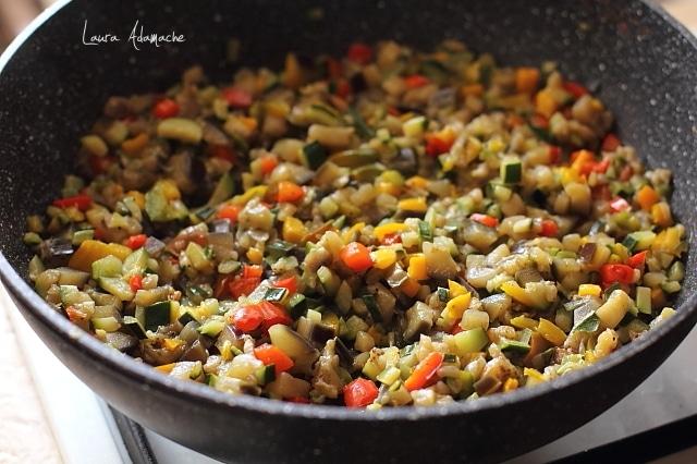 legume pentru lasagna preparare