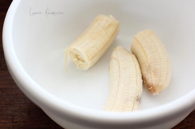 banane muffins