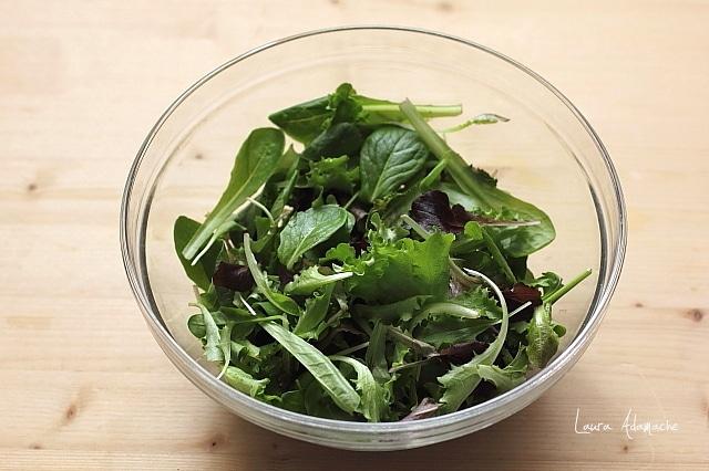 salata verde mediteraneana