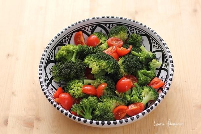 legume in vas pentru salata