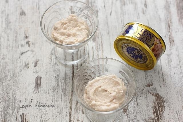 crema de ton cu fasole detaliu