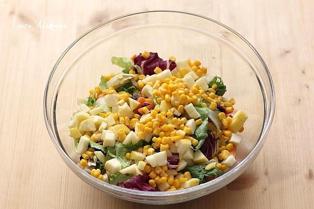 salata de vara cu peste