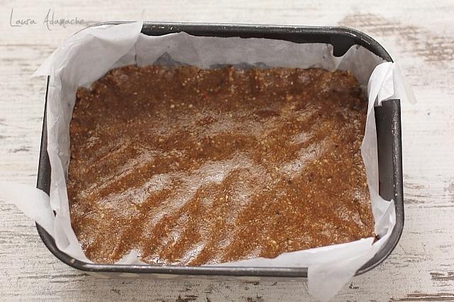 prajitura cu nuca preparare