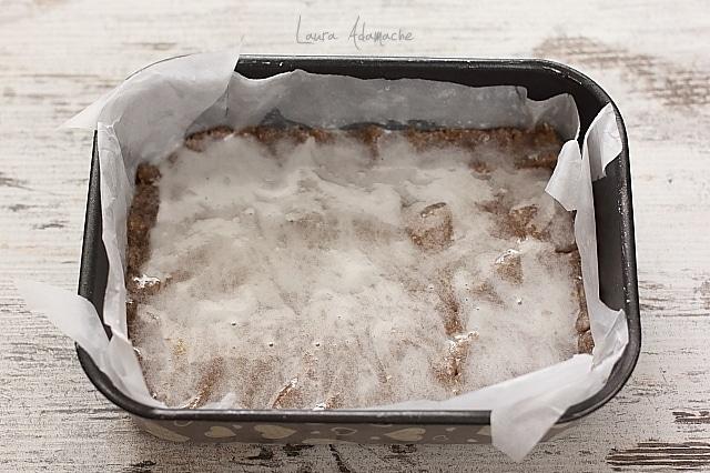 prajitura glazurata preparare